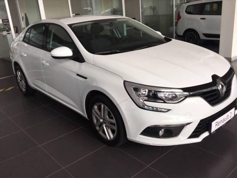 2019 Benzin Manuel Renault Megane Beyaz ASF OTO