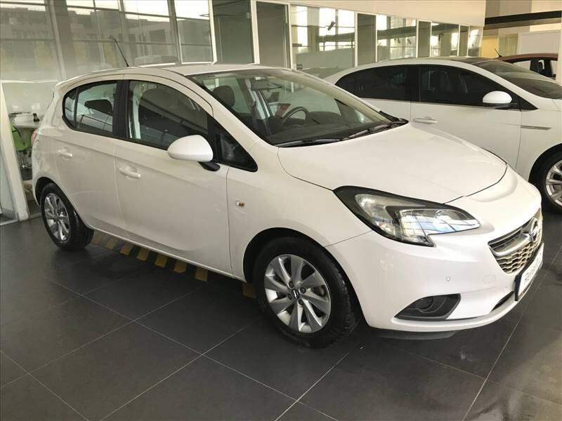 2017 Benzin Manuel Opel Corsa Beyaz ASF OTO