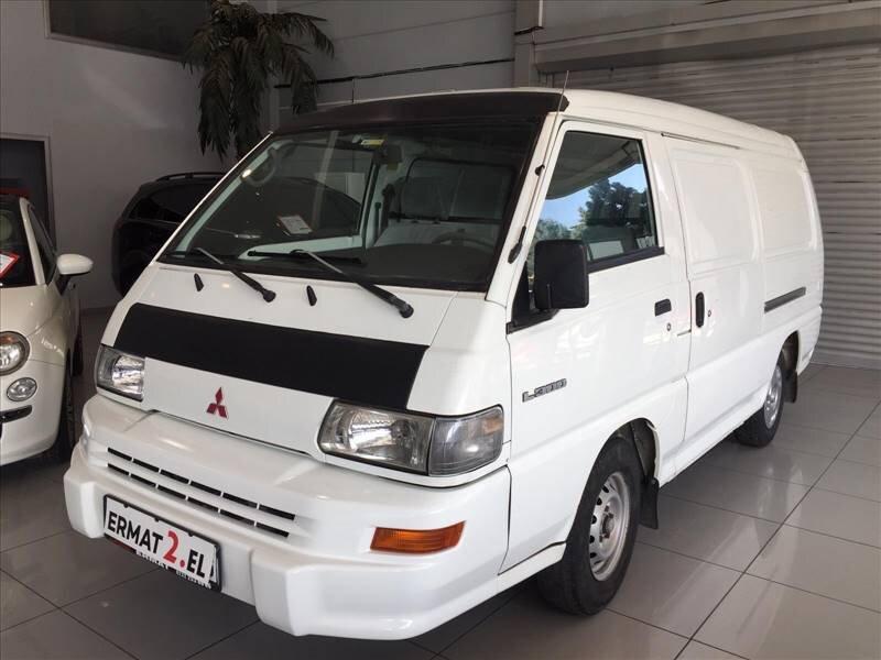 2008 Dizel Manuel Mitsubishi L 300 Beyaz ERMAT RENAULT