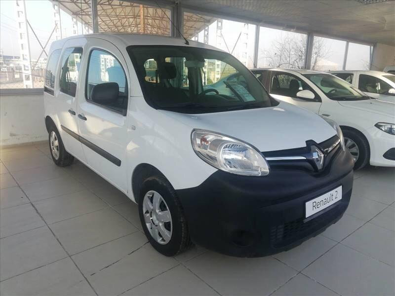 2017 Dizel Manuel Renault Kangoo Multix Beyaz NAZAR OTO