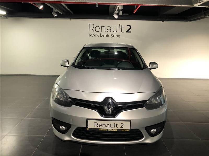 2015 Dizel Otomatik Renault Fluence Gümüş Gri MAİS-İZMİR