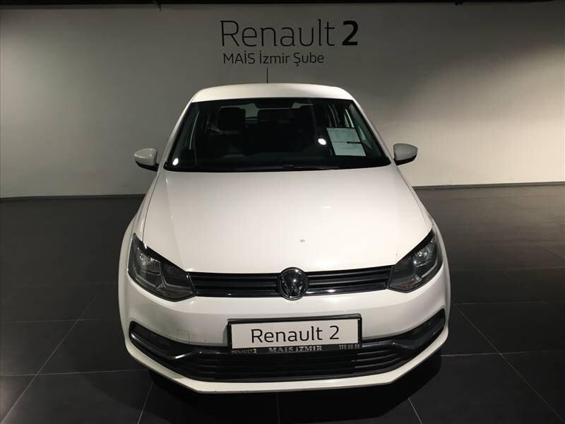 2016 Dizel Otomatik Volkswagen Polo Beyaz MAİS-İZMİR