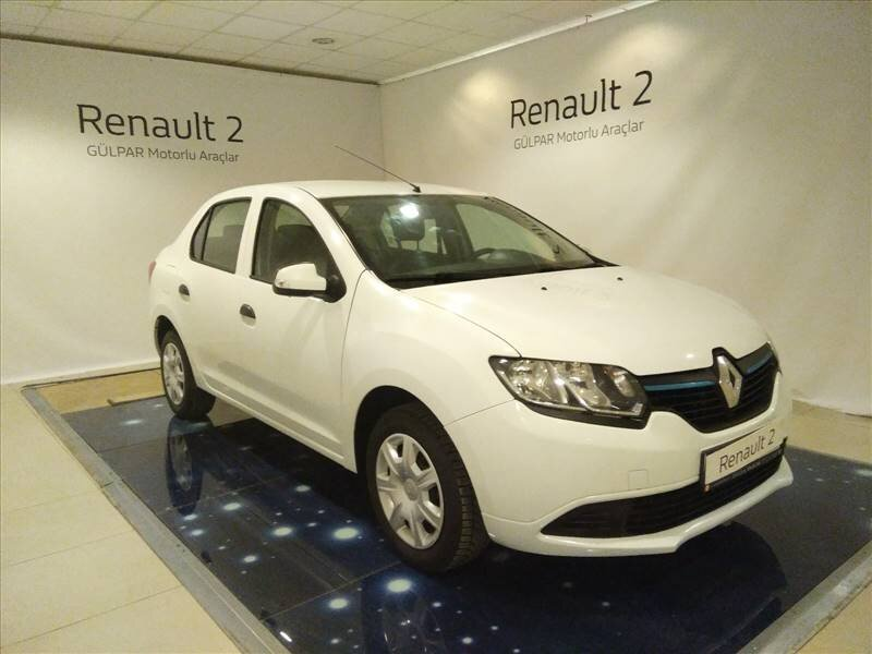 2016 Dizel Manuel Renault Symbol Beyaz GÜLPAR