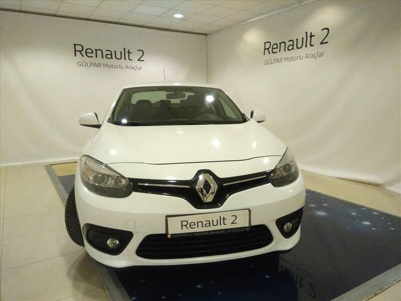 2015 Dizel Manuel Renault Fluence Beyaz GÜLPAR