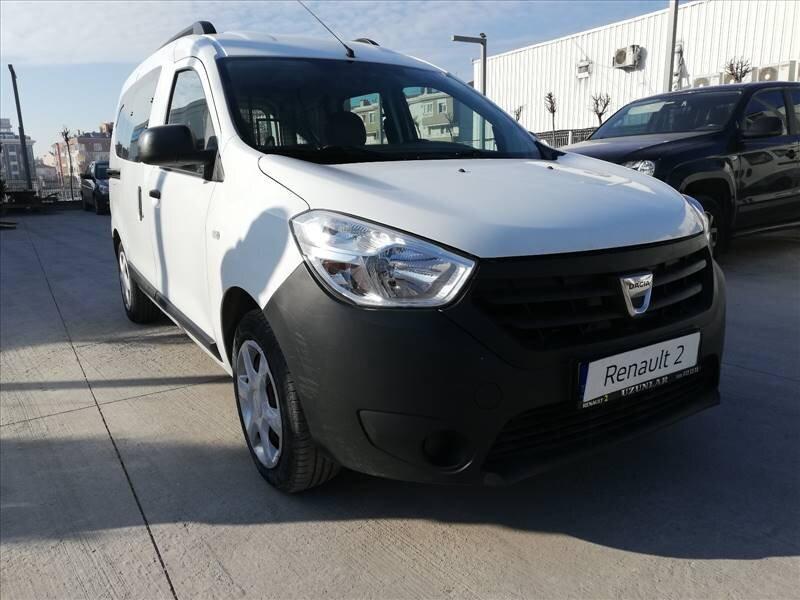 2013 Dizel Manuel Dacia Dokker Beyaz UZUNLAR OTOM