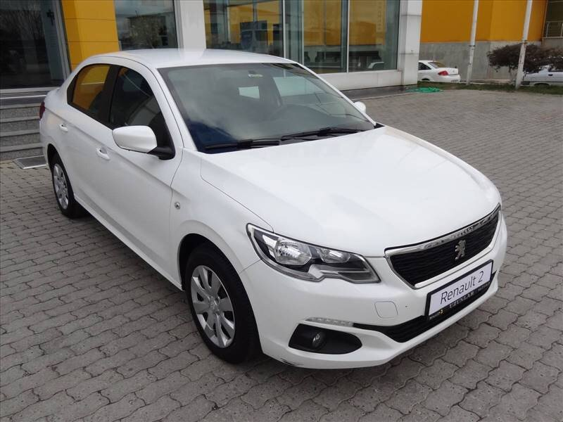 2018 Dizel Manuel Peugeot 301 Beyaz UZUNLAR OTOM