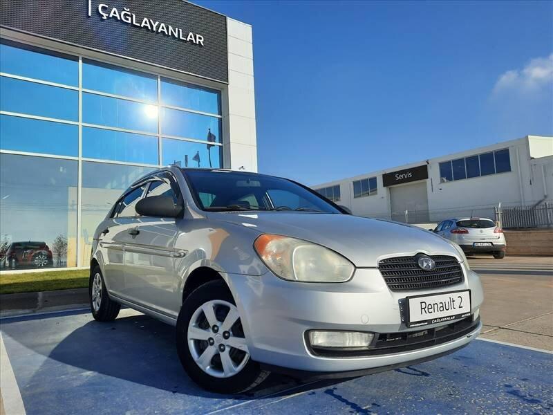 2008 Benzin + LPG Manuel Hyundai Accent Era Gümüş Gri ÇAĞLAYANLAR