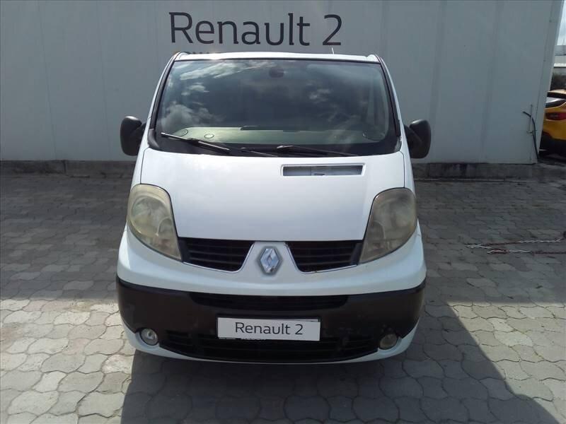 2007 Dizel Manuel Renault Trafic Multix Beyaz ERNAZ OTO