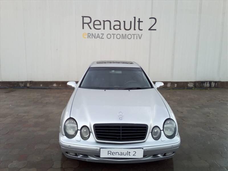 2000 Benzin + LPG Otomatik Mercedes-Benz CLK Gri ERNAZ OTO