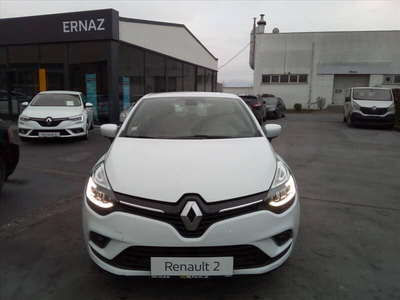 2017 Dizel Otomatik Renault Clio Beyaz ERNAZ OTO
