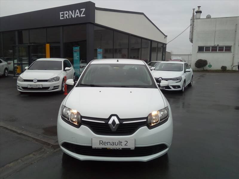 2016 Dizel Manuel Renault Symbol Beyaz ERNAZ OTO