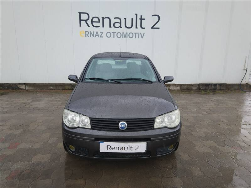2007 Benzin + LPG Otomatik Fiat Albea Siyah ERNAZ OTO