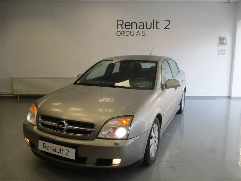 2004 Benzin + LPG Manuel Opel Vectra Gri ORDU MOTORLU