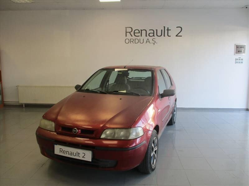 2004 Benzin + LPG Manuel Fiat Palio Kırmızı ORDU MOTORLU