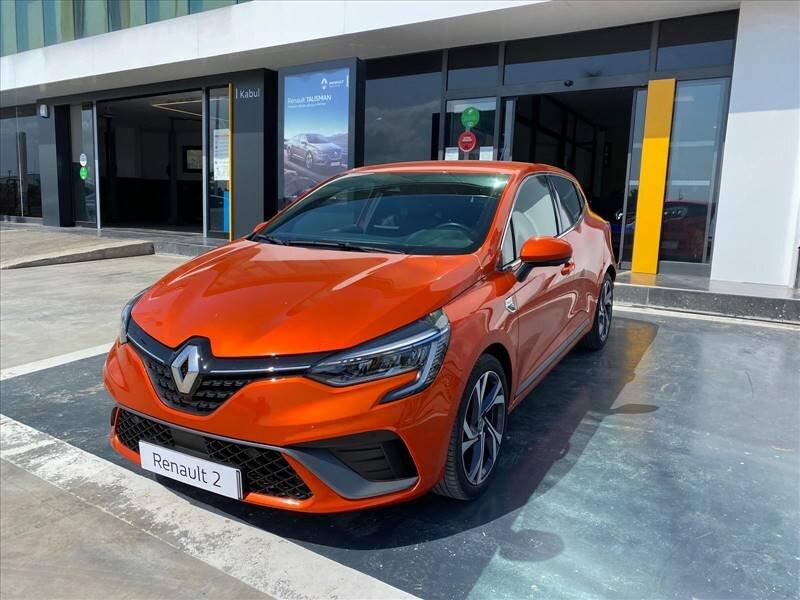 2020 Benzin Otomatik Renault Clio Turuncu KUTAY AŞ.