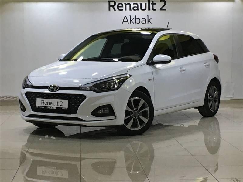 2018 Dizel Manuel Hyundai i20 Beyaz AKBAK TURİZM