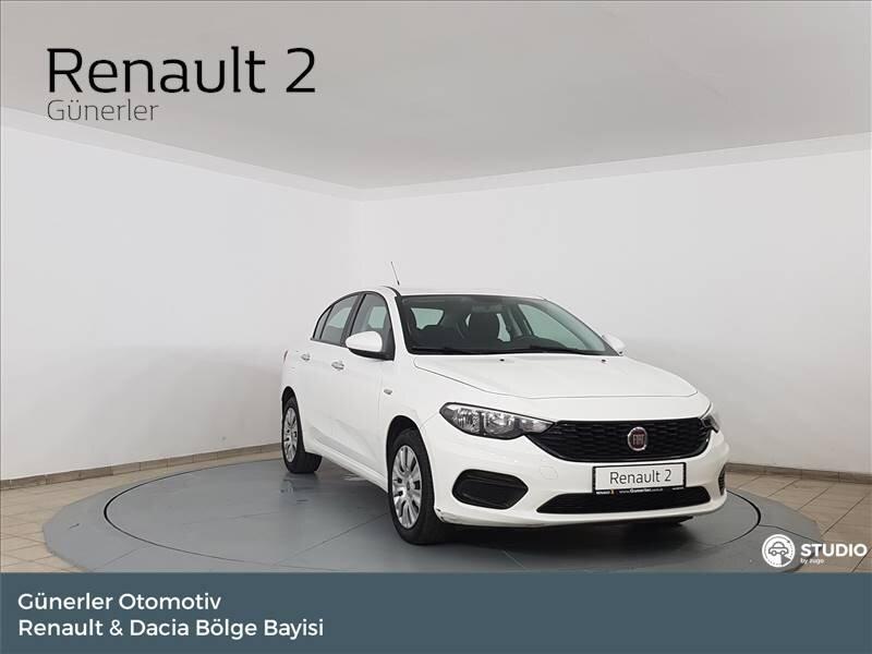 2018 Dizel Manuel Fiat Egea Beyaz GÜNERLER