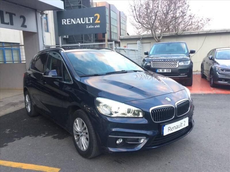 2015 Benzin Otomatik BMW 2 Serisi Lacivert DEMİRKOLLAR