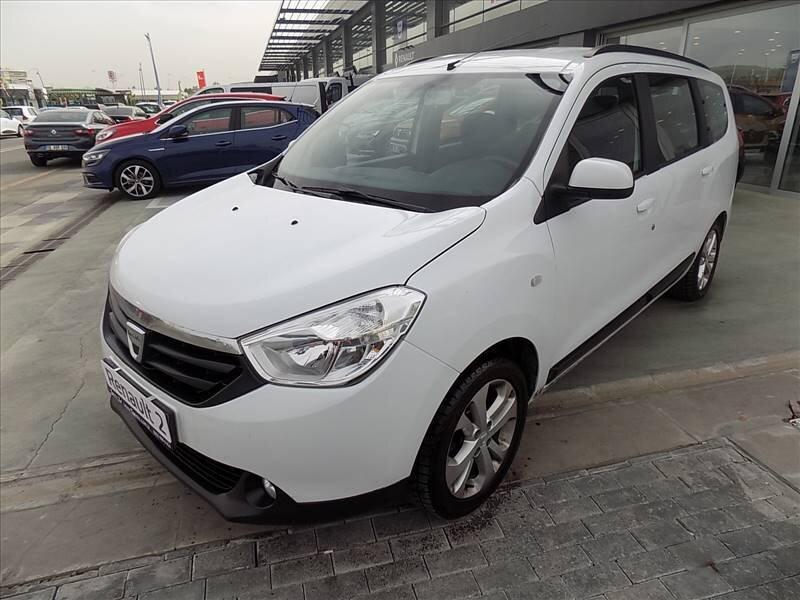 2016 Dizel Manuel Dacia Lodgy Beyaz TAN OTO
