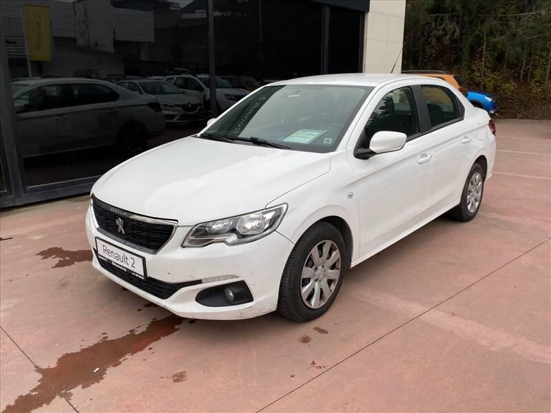 2018 Dizel Manuel Peugeot 301 Beyaz OTONOVA AŞ.