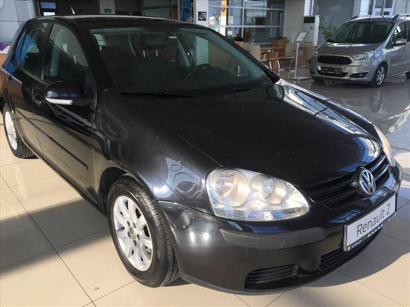 2006 Benzin Otomatik Volkswagen Golf Siyah AKKAŞ OTOM