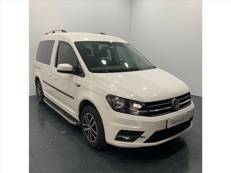 2015 Dizel Manuel Volkswagen Caddy Beyaz İSOTLAR