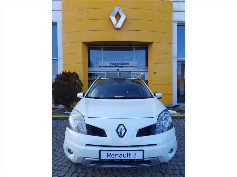 2011 Dizel Otomatik Renault Koleos Beyaz DOĞUMAK