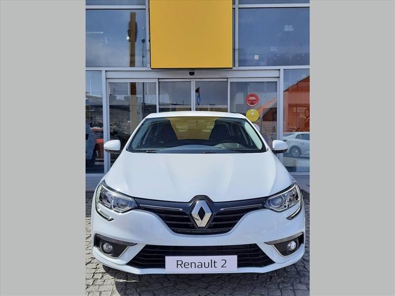 2020 Benzin Otomatik Renault Megane Beyaz DOĞUMAK