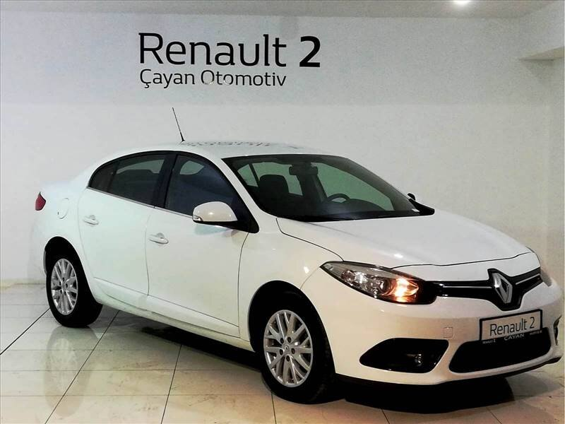 2016 Dizel Manuel Renault Fluence Beyaz ÇAYAN OTOMOTİV
