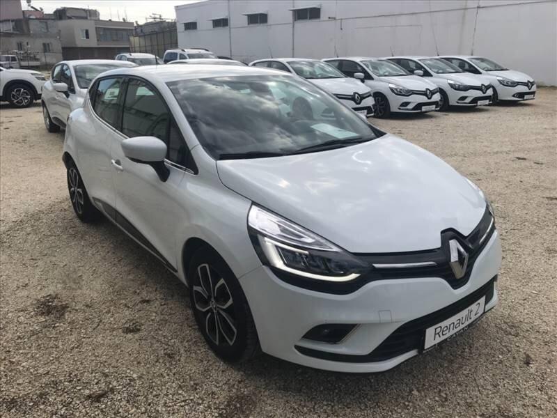 2018 Dizel Otomatik Renault Clio Beyaz ÇAYAN OTOMOTİV