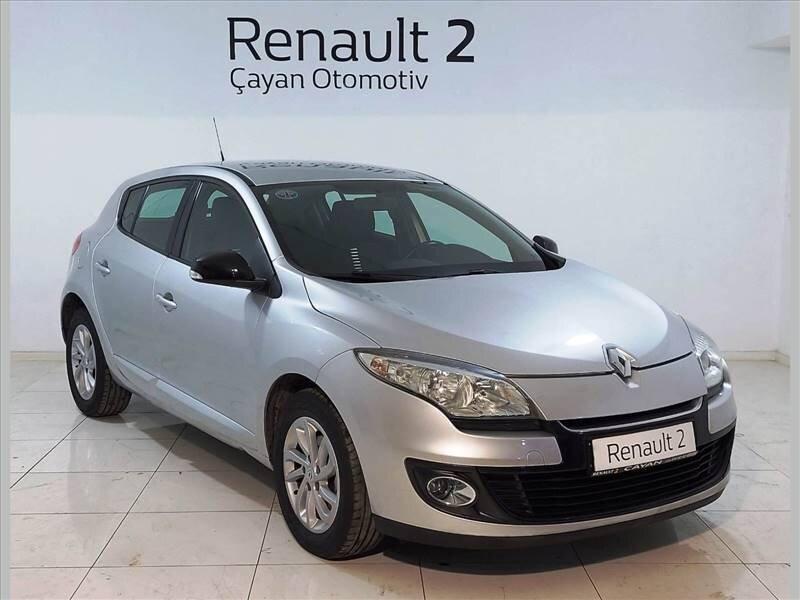 2012 Dizel Manuel Renault Megane Beyaz ÇAYAN OTOMOTİV