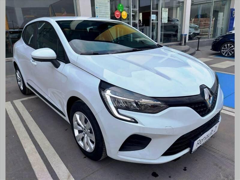 2020 Benzin Otomatik Renault Clio Beyaz ÇAYAN OTOMOTİV