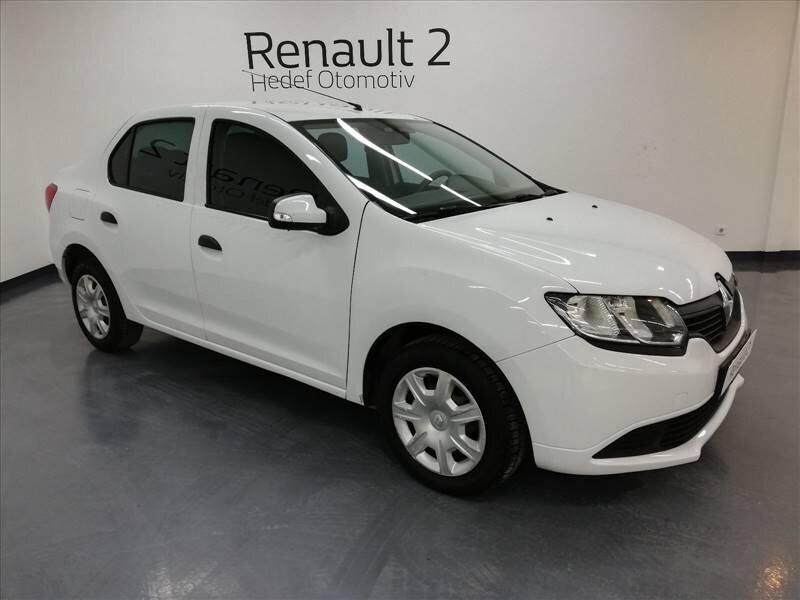 2016 Dizel Manuel Renault Symbol Beyaz HEDEF OTO