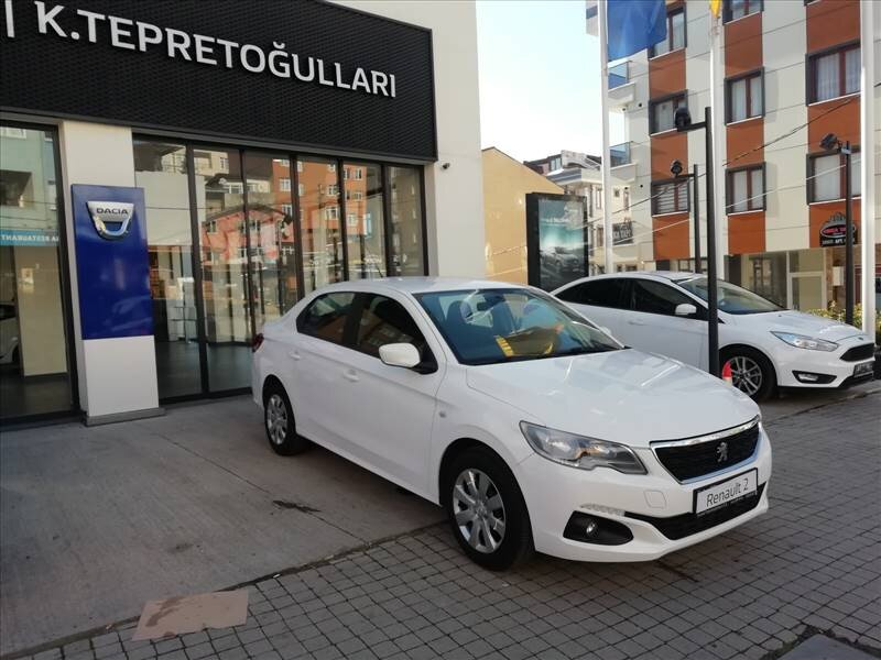 2017 Dizel Manuel Peugeot 301 Beyaz KEMAL TEPRET