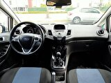 2014 Dizel Manuel Ford Fiesta Gümüş Gri DERYA DRC OTO