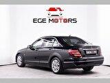 2012 Benzin + LPG Otomatik Mercedes-Benz C Siyah EGE MOTORS
