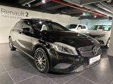 2015 Dizel Otomatik Mercedes-Benz A Siyah MAİS-İZMİR