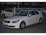 2010 Dizel Otomatik BMW 5 Serisi Beyaz GÜLPAR