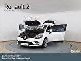 2017 Dizel Manuel Renault Clio Beyaz GÜNERLER