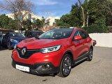 2016 Dizel Otomatik Renault Kadjar Kırmızı DEMİRKOLLAR