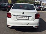 2018 Dizel Manuel Renault Symbol Beyaz DEMİRKOLLAR