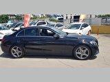 2018 Benzin Otomatik Mercedes-Benz C Siyah NAZER OTOM.