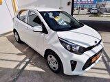 2020 Benzin Otomatik Kia Picanto Beyaz GENEL MÜDÜRLÜK