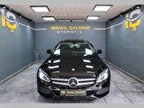 2016 Dizel Otomatik Mercedes-Benz C Siyah İSMAİL ÇALMAZ