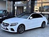 2020 Dizel Otomatik Mercedes-Benz C Beyaz ERTEKLER OTOM.