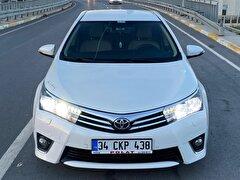 Toyota Corolla Sedan 1.4 D-4D Premium