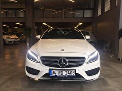 Mercedes-Benz C Sedan 200 D Bluetec Amg 7G-Tronic