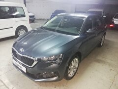 Skoda Scala Hatchback 1.6 Tdi Scr Premium Dsg