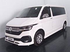 Volkswagen Transporter Camlivan 2.0 Tdi Uzun Sasi