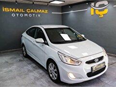 Hyundai Accent Blue Sedan 1.6 Crdi Prime Dct
